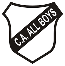 Escudo de futbol del club ALL BOYS 1